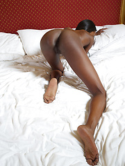 Her young black body is a treasure house