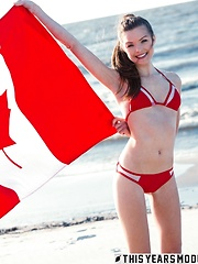 Michelle Models For Canada
