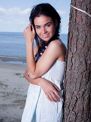 Lachia youthful personality is like a breath of fresh air as compared to her gorgeous womanly physique.