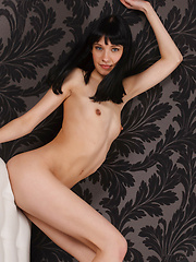 Experience a uniquely erotic, sugar rush with Angel\'s scrumptious assets and her sweet, endearing demeanor in front of the camera.