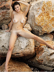 Sofi is not everyone favorite, but if you love a big bush and natural breasts then you will love her.