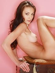 Cute russian model Anna