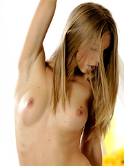 Exotic babe Ebbi gets down and dirty when she spends an evening alone fingering her cum craving pussy