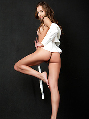 An innocent charm and a pretty adorable face, Patsy can also evoke sultry and daring with lots of erotic potential.