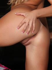 Adriana Sephora is so naughty with her sucker!