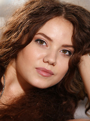With her natural looks and natural assets, 19-year old Norma A is a beauty to behold.
