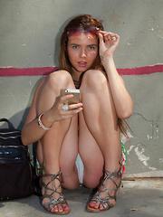 Marina Visconti Russian Selfies