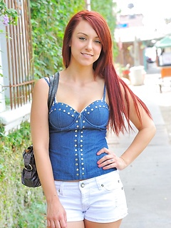 teen model Amber