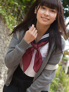 teen model Yuuri Shiina